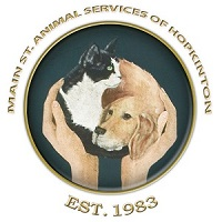 MASH~Main St Animal Services of Hopkinton Logo