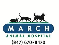 March Animal Hospital Logo