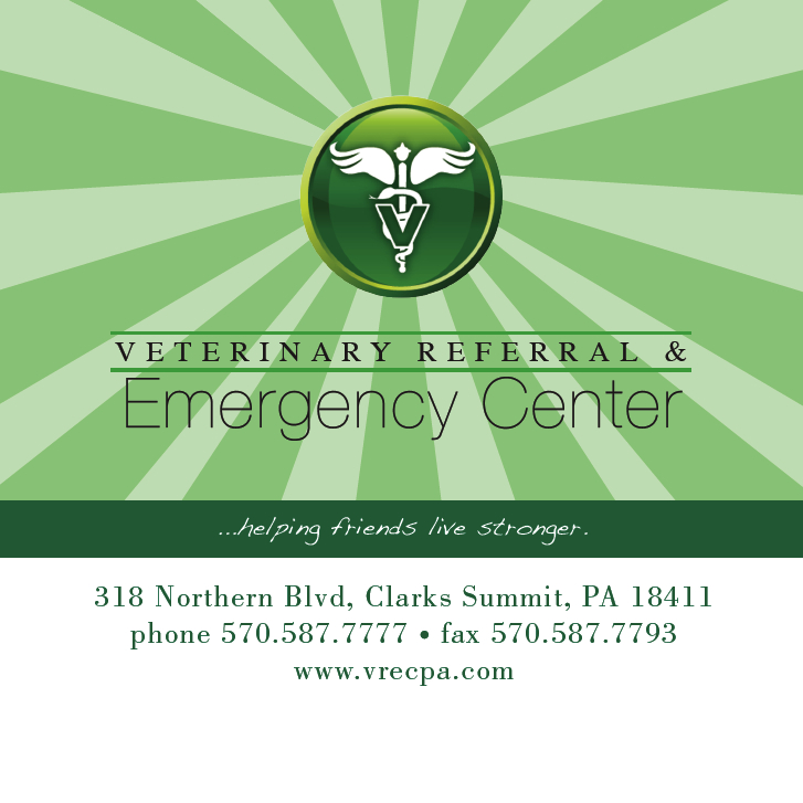 Veterinary Referral and Emergency Center Logo
