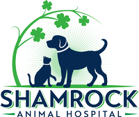 Shamrock Animal Hospital Logo